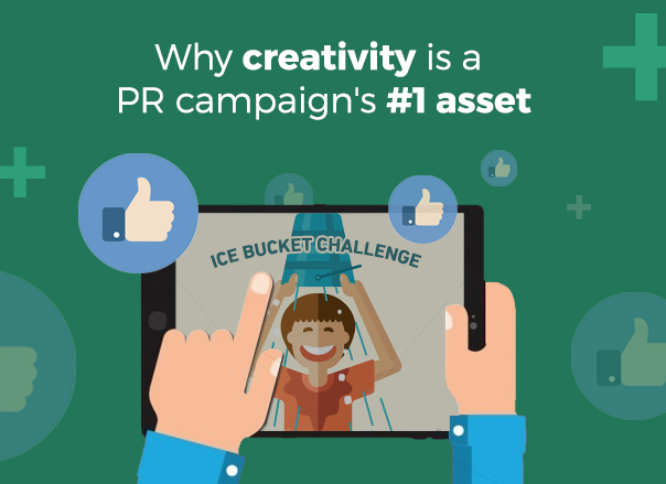 A million screens await: why creativity is a PR campaign's #1 asset